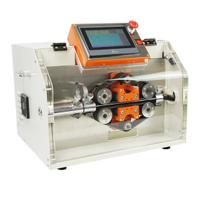 Precise Corrugated Tube Cutting Splitting Machine