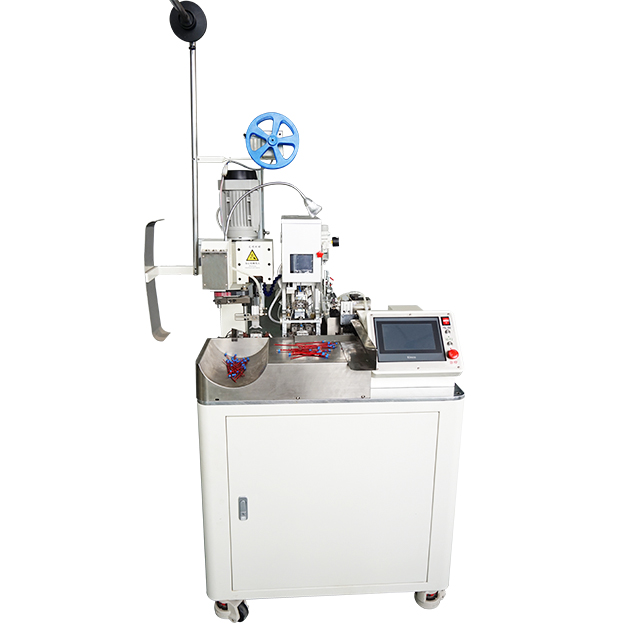 Fully Automatic Water Seals Insertion Terminal Crimping Machine YH-FSD01