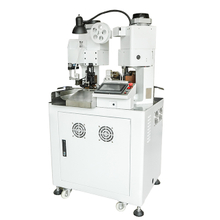 Automatic Double-Head Terminal Crimping Machine