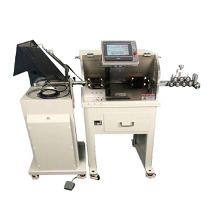 Automatic Wire Coiling Machine