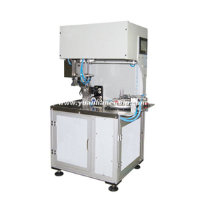 Small 8 Shape Wire Coiling and Bundling Machine