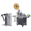 Fully Automatic Wire Rubber Seals Plugging-in & Crimping Machine