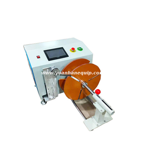 Automatic Wire Coil Winding Machine with Counting Meter Feature