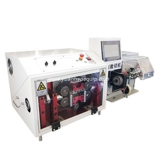 Cable/Pipe Taping and Cutting Machine
