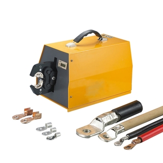 Pneumatic Wire Connector Crimper