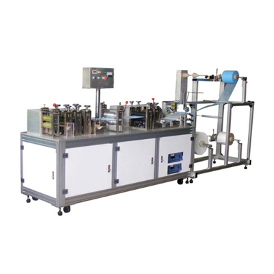 Semi-automatic Disposable Mask Making Machine