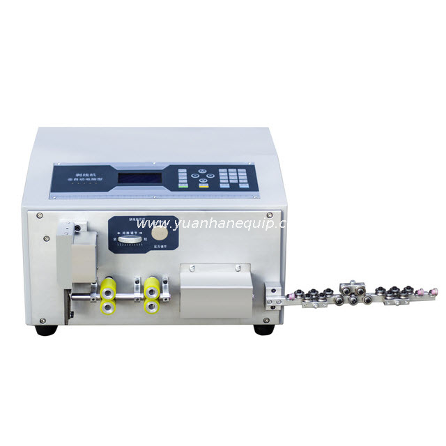 Automatic Magnet Wire Paint Removing Machine