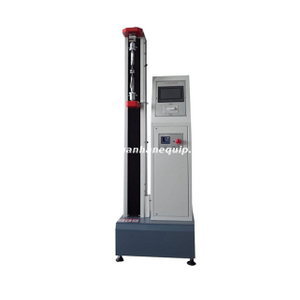 Floor Type Single Column Tensile Testing Machine