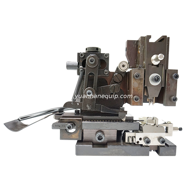 Cable Sheath Stripping and Terminal Crimping Machine