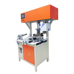 Automatic Small Cable Coiling and Bundling Machine
