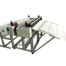 Packing Foam Roll to Sheet Cutting Machine