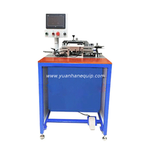 Battery High Temperature Tape Pasting Machine