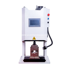 Servo Motor Cable Connector Crimping Machine