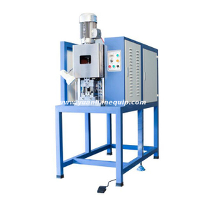 Automatic French Power Cord Plug Riveting Machine