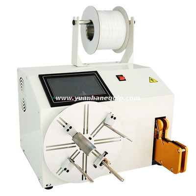Semi Automatic Wire Twist Tie Machine