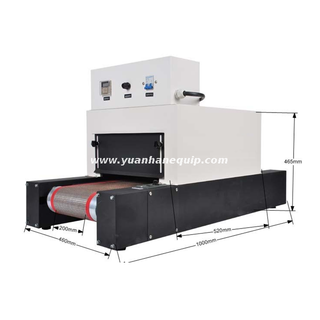 Heat Shrinking Tubing Oven Machine for Wire Harness