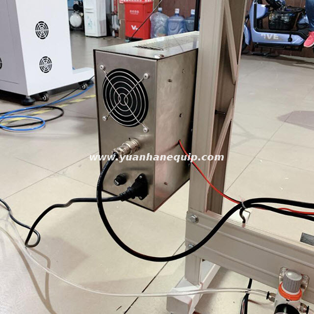 Ultrasonic Spot Welding Machine for Mask Earloop