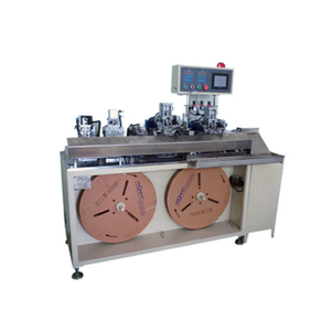 Fully Automatic Flat Cable Both Ends Crimping Machine