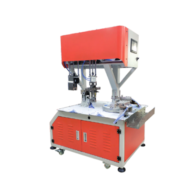 Fully Automatic Shape 8 Wire Winding & Twisting Tie Machine for Thick Wires