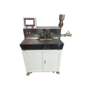 Multiple Wires Stripping Tinning and Twisting Machine