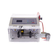 Flat Ribbon Cable Cutting and Stripping Machine