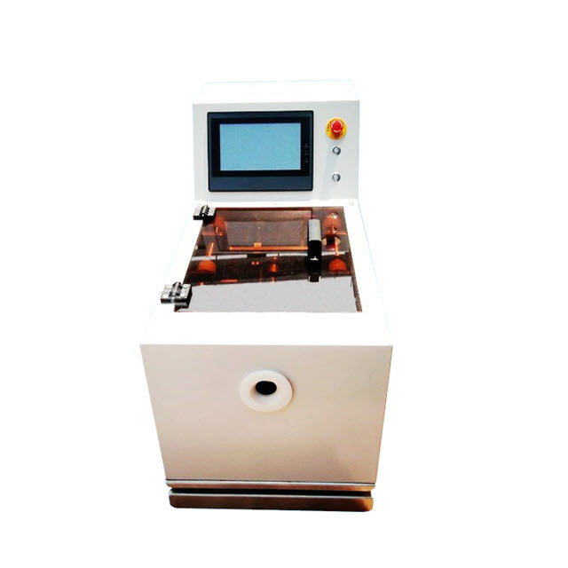 Cable Shielding Mesh Cutting Machine