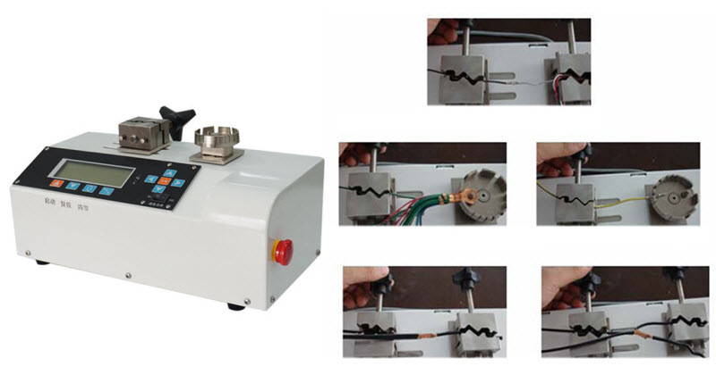 Wire Harness Tensile Testing Machine