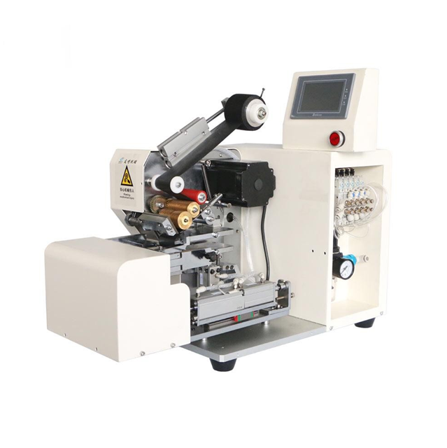 Tape Folded Wrapping Machine for Wire Harness YH-690L - Buy Product on