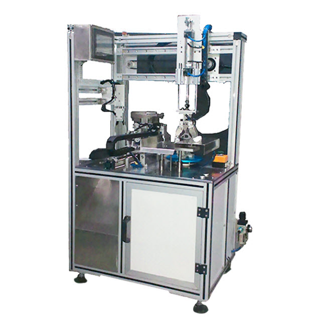 Automatic Cable Rubber Bands Tying Machine